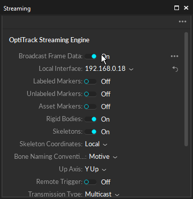 OptiTrack Unreal Engine 4 Plugin - NaturalPoint Product